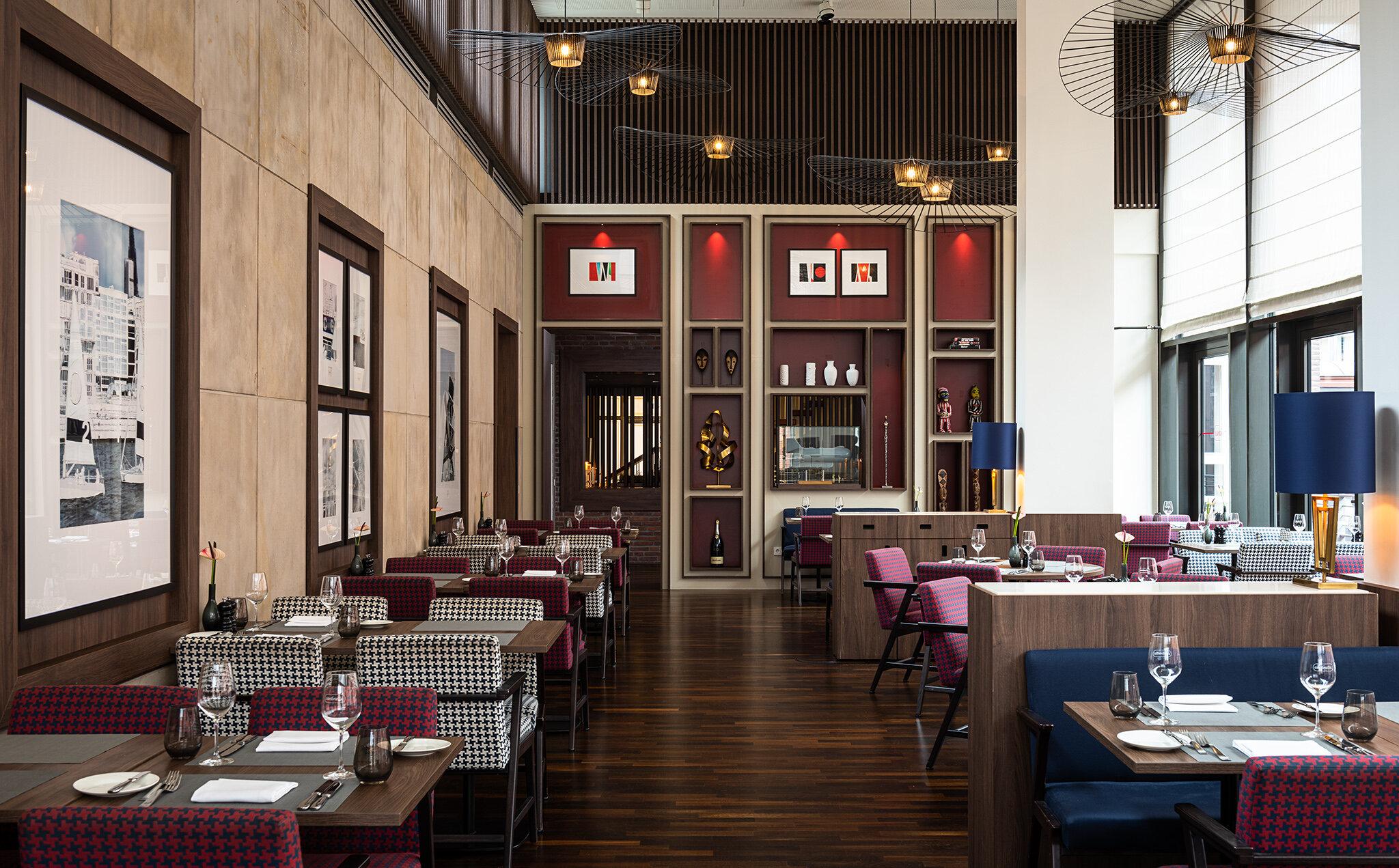 cantinetta ristorante bar ameron hotels. Black Bedroom Furniture Sets. Home Design Ideas